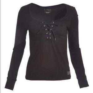BEBE Sport Long-Sleeved Shirt